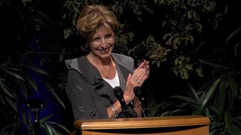 Thumbnail for entry 2013 Fall Convocation: Chancellor Linda Katehi