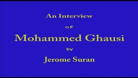 Thumbnail for entry Mohammed Ghausi