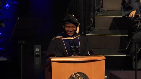 Thumbnail for entry 2019 Vet Med Faculty Speaker - Munashe Chigerwe - May 24, 2019