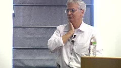 Thumbnail for entry Storer Lecture - John Doebley 05-19-2009