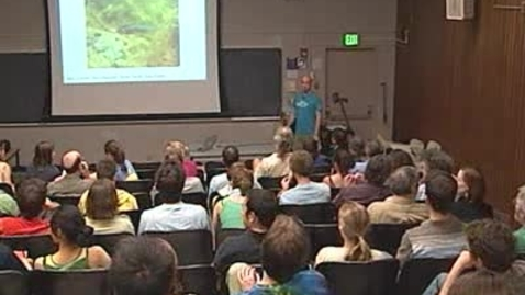 Thumbnail for entry Storer Lecture - Dolph Schluter 05-13-2010