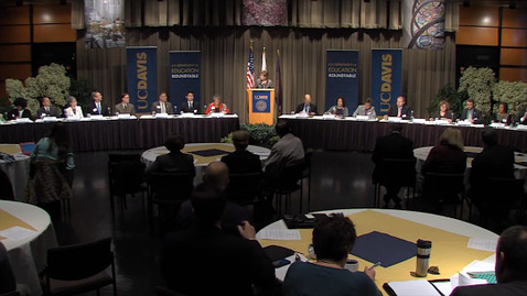 Thumbnail for entry U.S. Dept of Education Roundtable, Dec 16, 2013