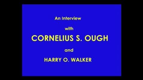 Thumbnail for entry Cornelius Ough