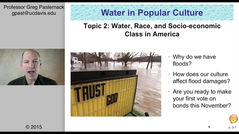 Thumbnail for entry SAS004 02: Water, Race, and Socio-Economic Class in America