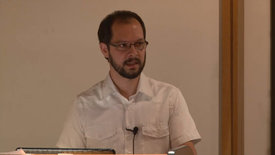 Thumbnail for entry PICN Seminar 2014: Josh Jorgenson