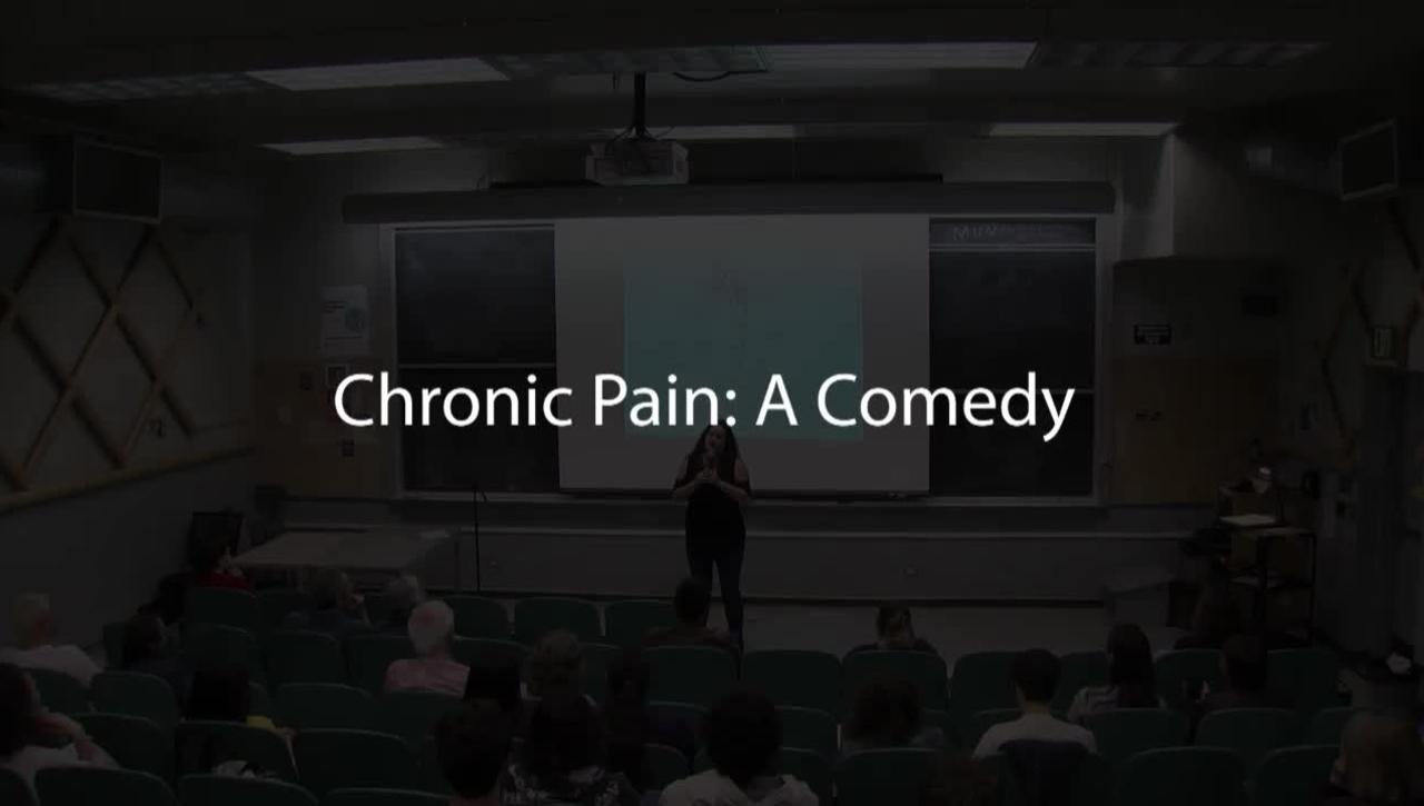 5/22/2019 - CCBP - Chronic Pain: A Comedy by Karma Waltonen