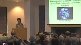 Thumbnail for entry Storer Lecture - Simon A. Levin 12-04-2006