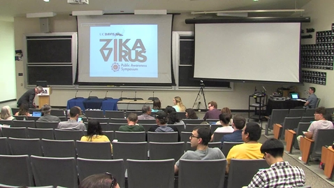 Zika Virus Public Awareness Symposium