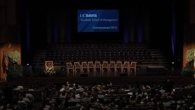Thumbnail for entry Graduate School of Management Commencement 2012 Full