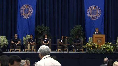 Thumbnail for entry Decision UC Davis 2014 Student Panel