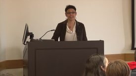 Thumbnail for entry NAS Brown Bag Lecture Series - Fall 2014: Doris Maldonado 12-10-14