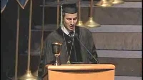 Thumbnail for entry 2009 - Condessa Curley Speaks at the UC Davis School of Medicine Commencement