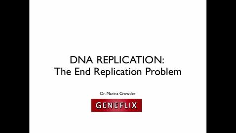 End Replication Problem