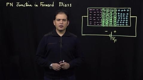 Thumbnail for entry PN Junction (Part 5: Forward Bias)