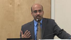 "Thumbnail for entry 2015 Sheffrin Lecture: Atif Mian, ""What Happened to Global Growth?"""