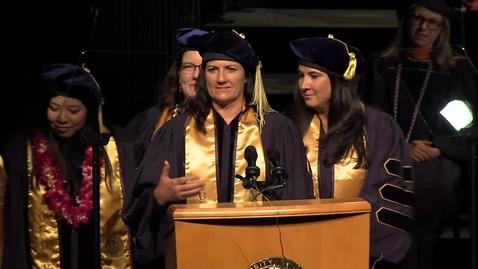 Thumbnail for entry 2019 School of Nursing Student Speaker - Christy Adams - June 13, 2019