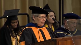 Thumbnail for entry 2013 Letters and Science Commencement Speaker: Annmarie Stone