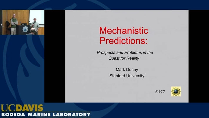 BML - Mark Denny: Prospects and Problems in the Quest for Reality