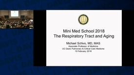 Thumbnail for entry Mini Medical School 2018 Week 2: 2018-2-10