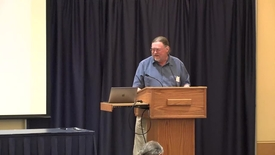 Thumbnail for entry Miller Symposium - Michael Marietta  03-16-2018