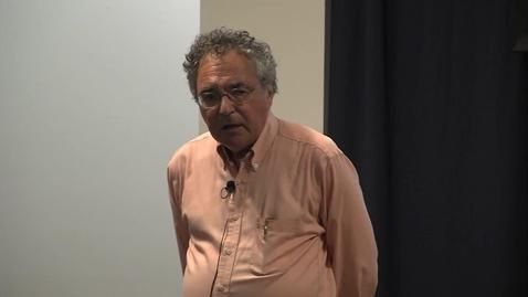Thumbnail for entry Storer Lecture - Paul Falkowski - 10-22-2018