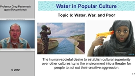 Thumbnail for entry SAS004: Water, War, and Poor