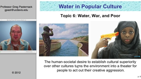 Thumbnail for entry SAS004 06: Water, War, and Poor