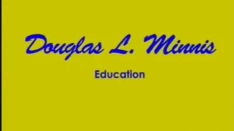 Thumbnail for entry Emeriti - ED_GSM_Minnis
