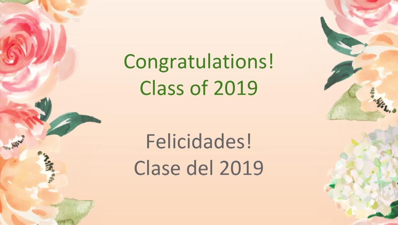 2019 Chicanx & Latinx Graduation Celebration