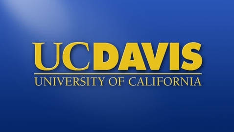 Thumbnail for entry 2013 Fall Commencement Speaker: Chancellor Linda Katehi