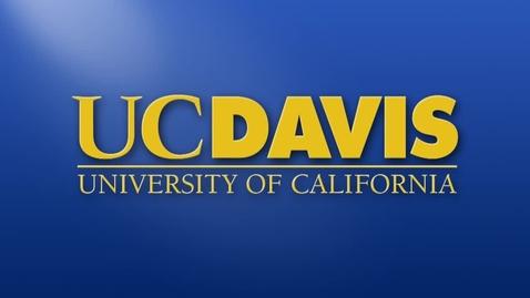 Thumbnail for entry 2013 Fall Commencement Speaker: Chancellor Linda Katehi