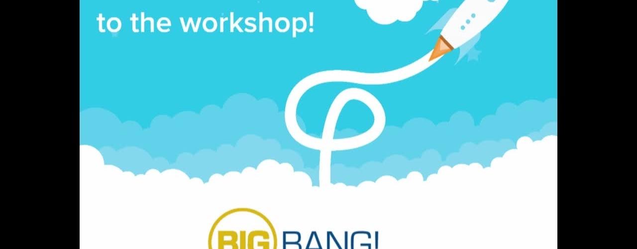 Big Bang! 2017-2018 Workshop 5 - 01-17-2018