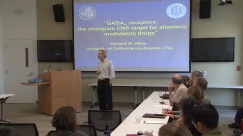Thumbnail for entry CounterACT Center: Richard Olsen 7-29-13