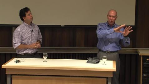 The Walt Klenz Lectureship Series - Rob and Michael Mondavi (05-17-2016)