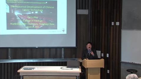 Thumbnail for entry Hua Li