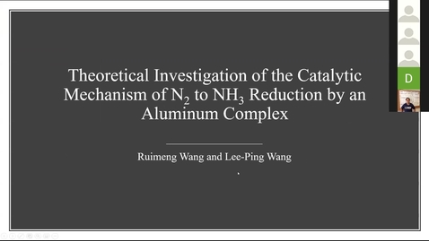 Thumbnail for entry Ruimeng Wang Research Talk (2020 Larock Conference, Physical/Analytical Presentation #2)