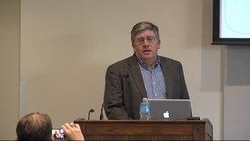 Thumbnail for entry The Provost's Forum 2013-14: Steven Casper and Sean Randolph