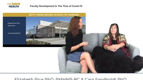 Thumbnail for entry SITT 2020 Faculty Talk - Faculty Development in the Time of COVID-19