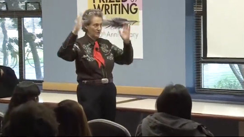 Thumbnail for entry Book Project 2014-2015: Temple Grandin (2-10-15)