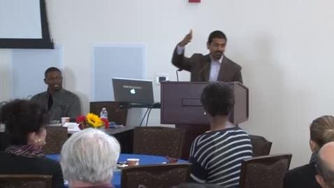 Thumbnail for entry Equity Summit: Dr. Arun Ramanathan
