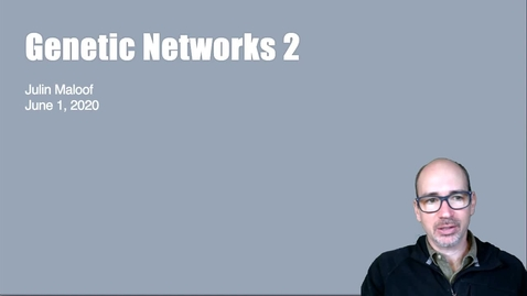 Thumbnail for entry BIS180L Lecture14 Networks part2