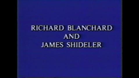 Thumbnail for entry J. Blanchard