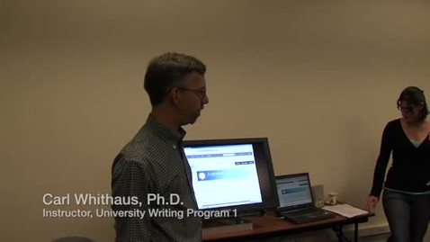Thumbnail for entry OnlineShowcase: UWP1