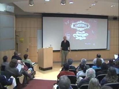 Storer Lecture - Sean Carroll 03-23-2009 - University of California