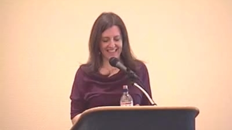 Thumbnail for entry Storer Lecture - Rebecca Skloot 04-23-2010