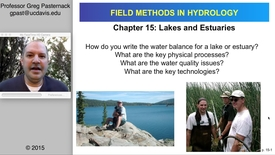 Thumbnail for entry HYD151: Lakes and Estuaries, part 1