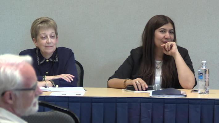 Provost Forum - Christina Gonzalez & Liliana Pedraja (05-25-2016)
