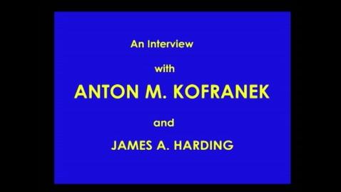 Thumbnail for entry Anton Kofranek
