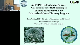 Thumbnail for entry BML - Lisa White: A-STEP to Understanding Science