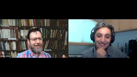 Thumbnail for entry SITT 2020 Interview: Andy Jones and Narine Yegiyan